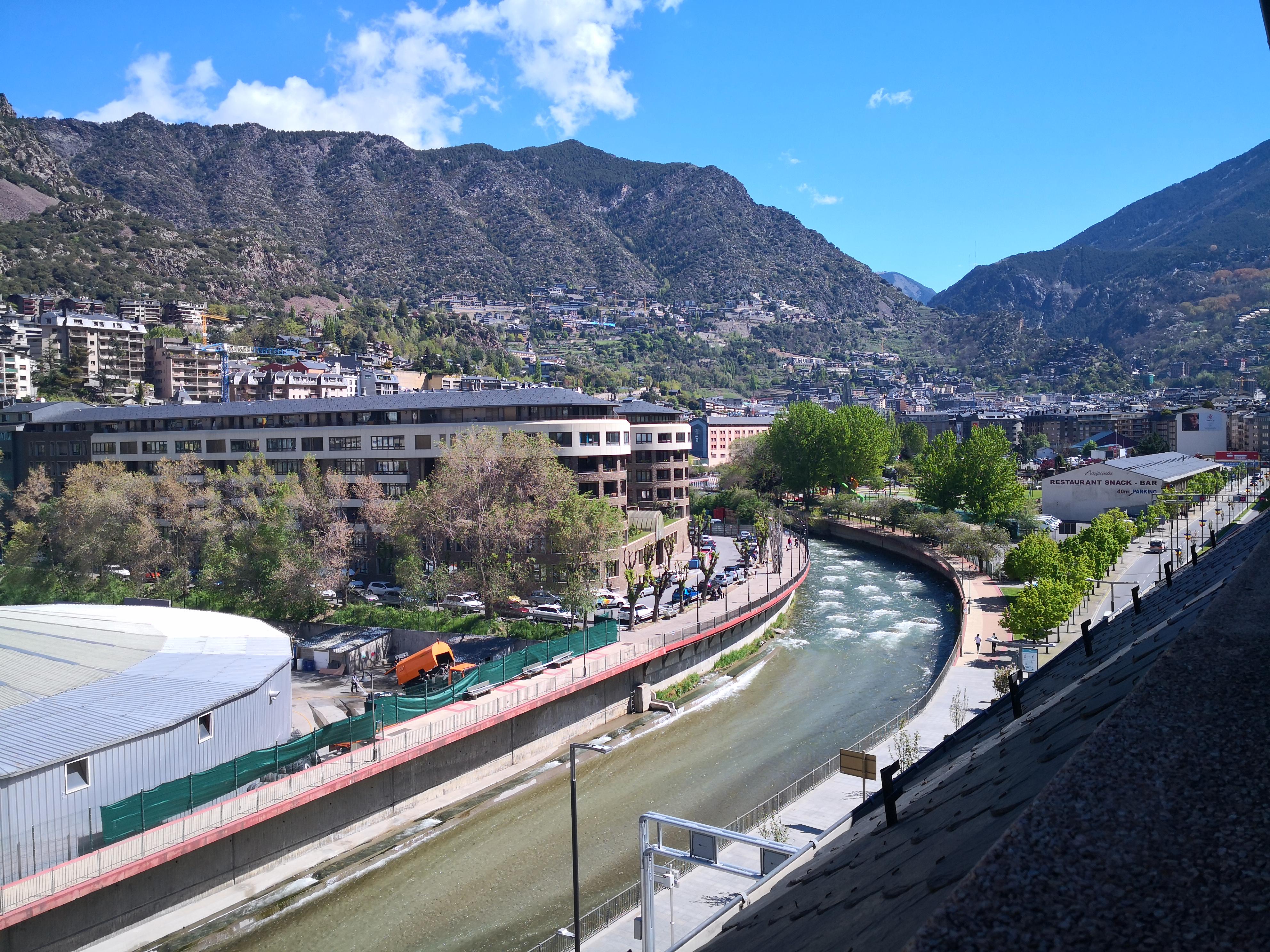 Àtic en venda a Andorra la Vella, 4 habitacions, 130 metres