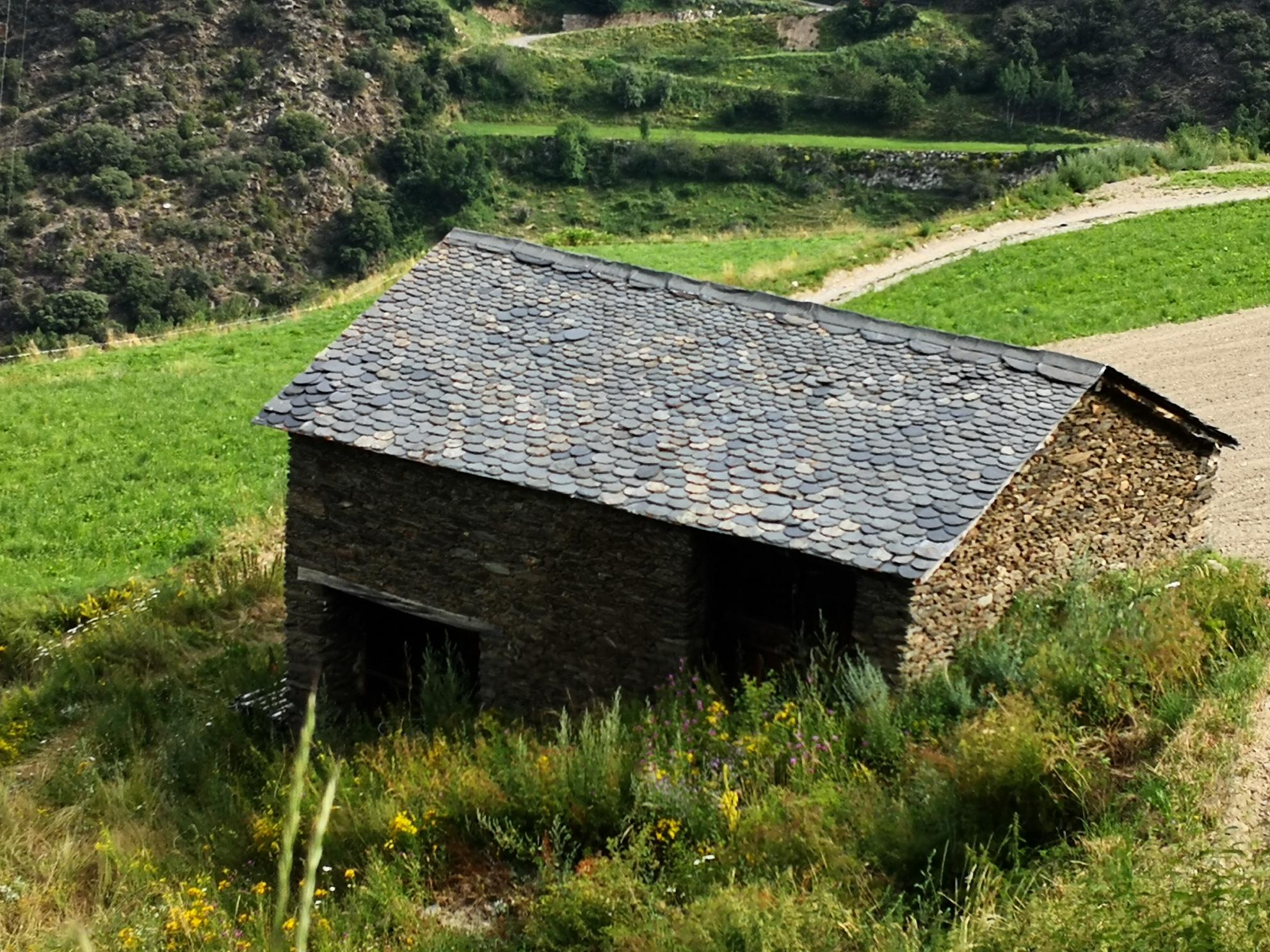 Terreny en venda a Aixirivall, 5454 metres