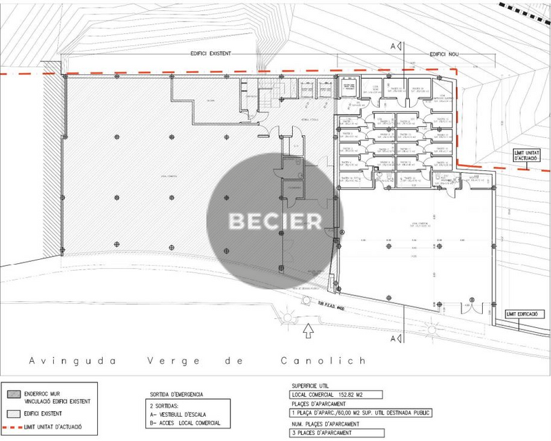 Local comercial en venda a Sant Julià de Lòria, 200 metres
