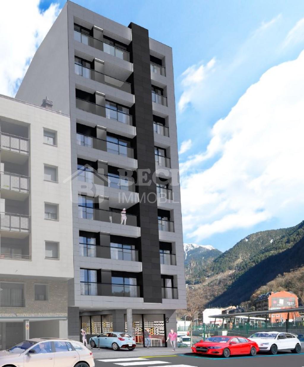 Pis en venda a Andorra la Vella, 1 habitació, 61 metres