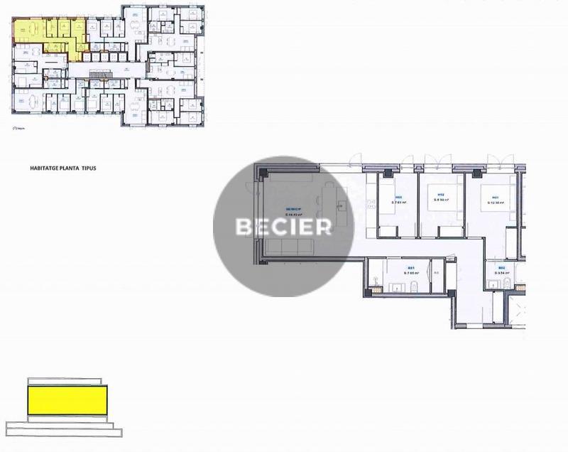 Pis en venda a Encamp, 3 habitacions, 102 metres