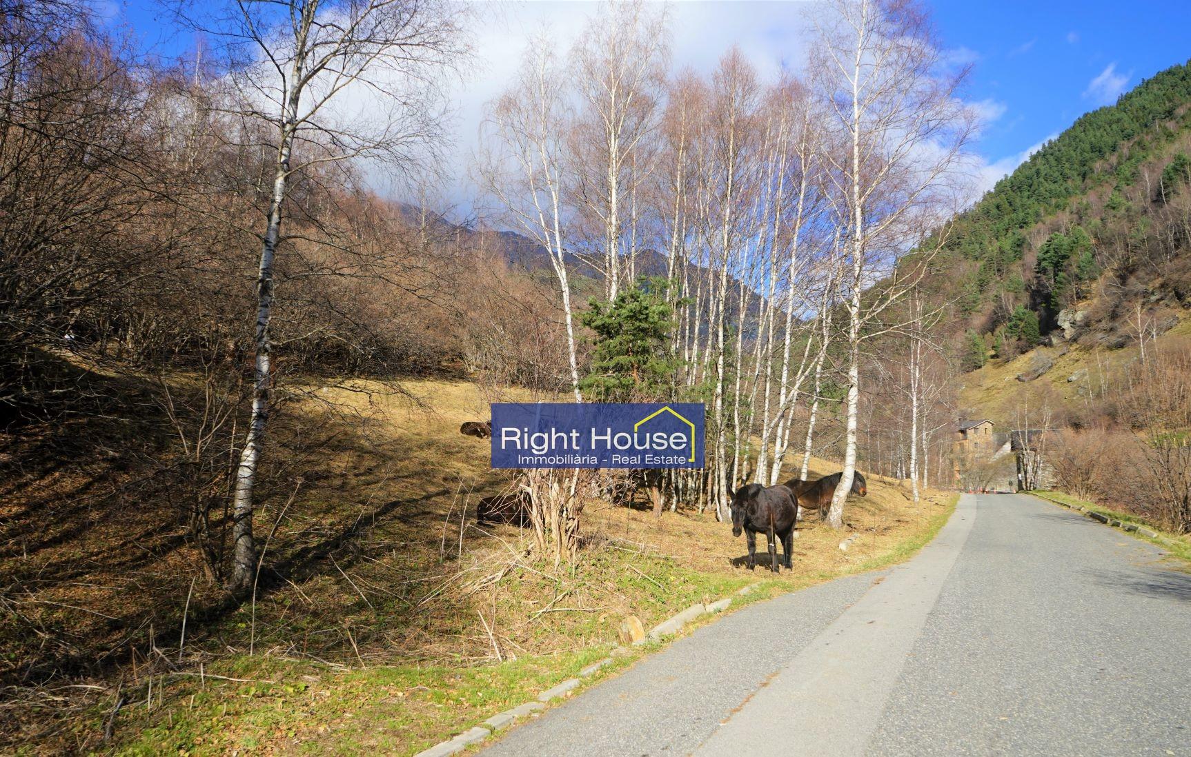 Terreny en venda a El Serrat, 498 metres