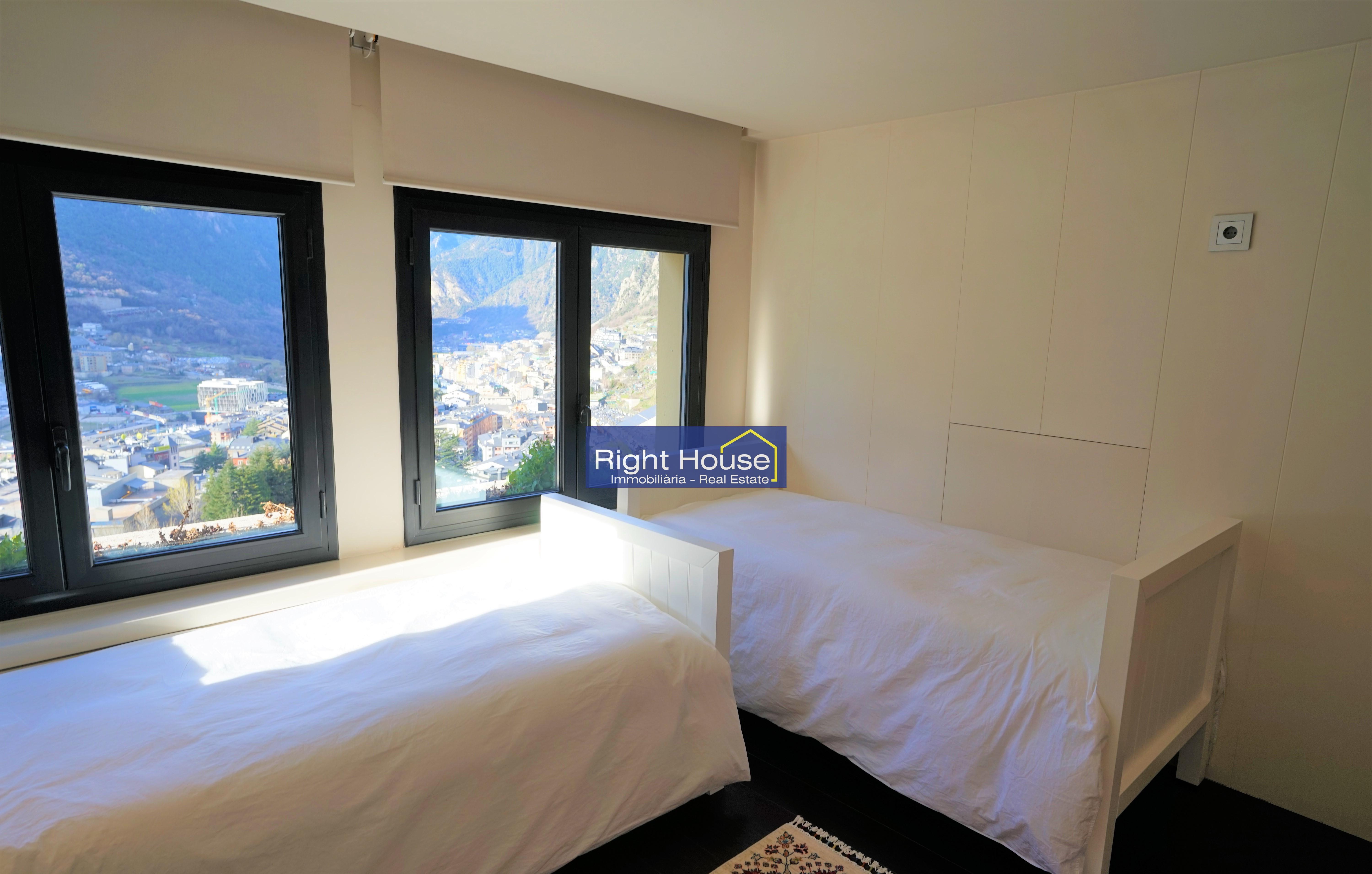 Dúplex de lloguer a Andorra la Vella, 2 habitacions, 180 metres
