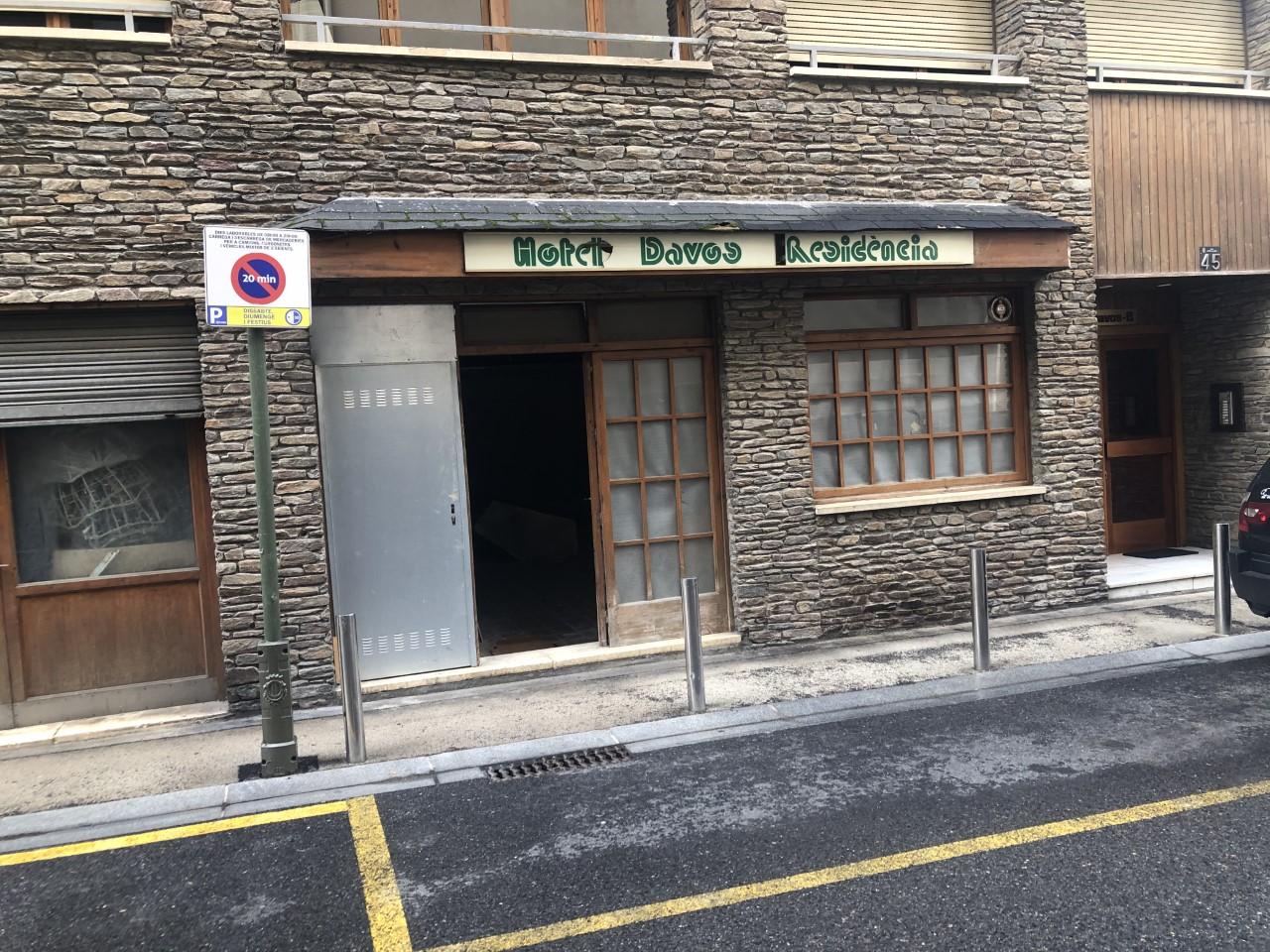 Local comercial de lloguer a Andorra la Vella, 80 metres