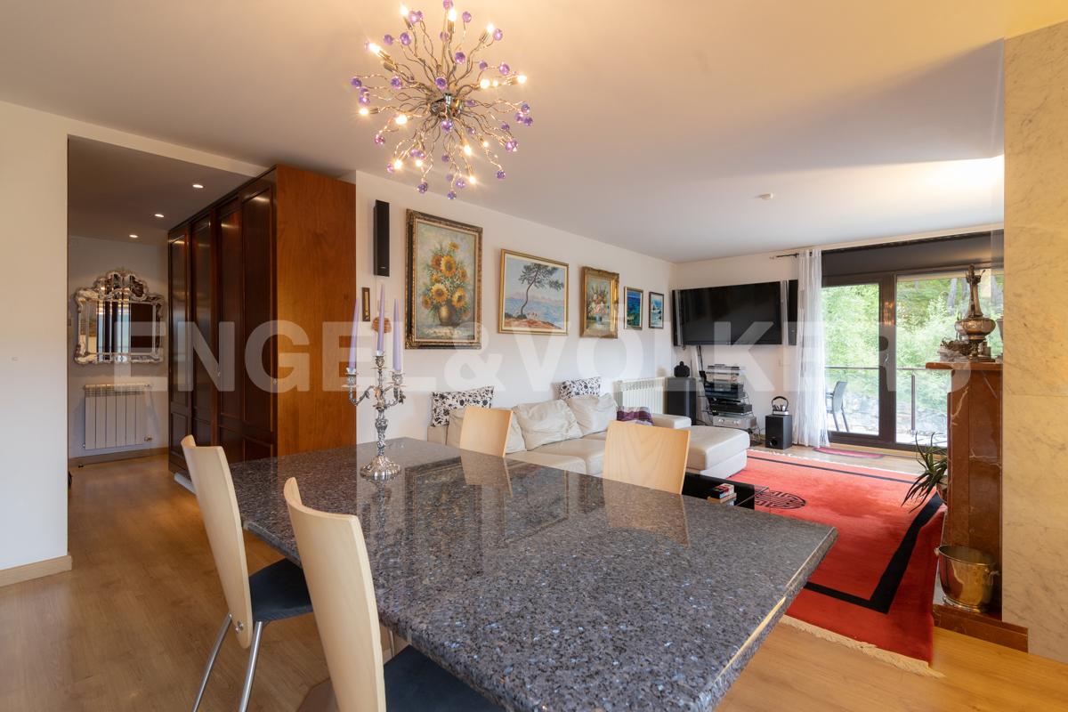 Pis en venda a Anyós, 3 habitacions, 121 metres