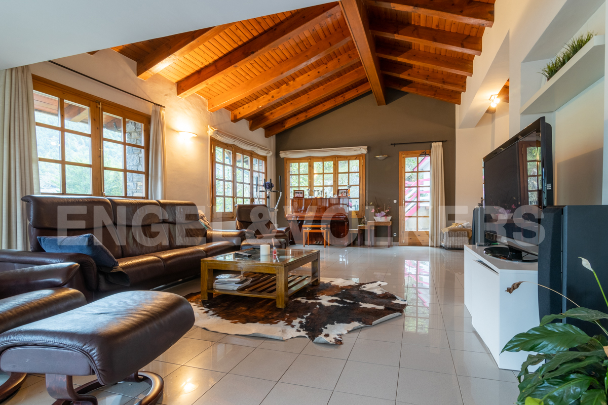 Xalet en venda a La Massana, 5 habitacions, 598 metres