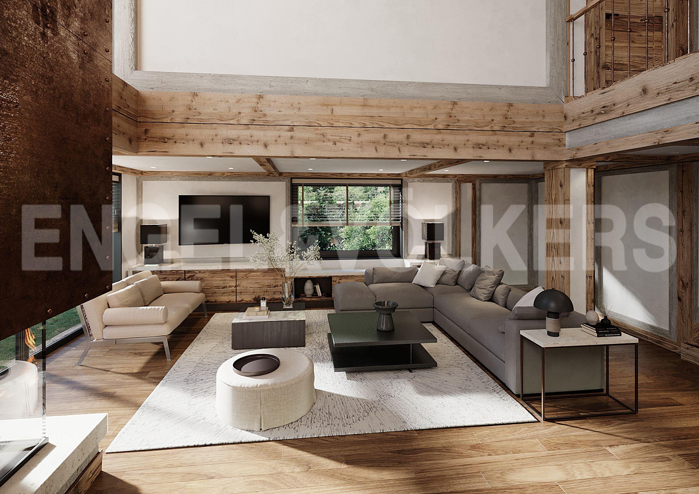 Xalet en venda a Sispony, 4 habitacions, 1019 metres