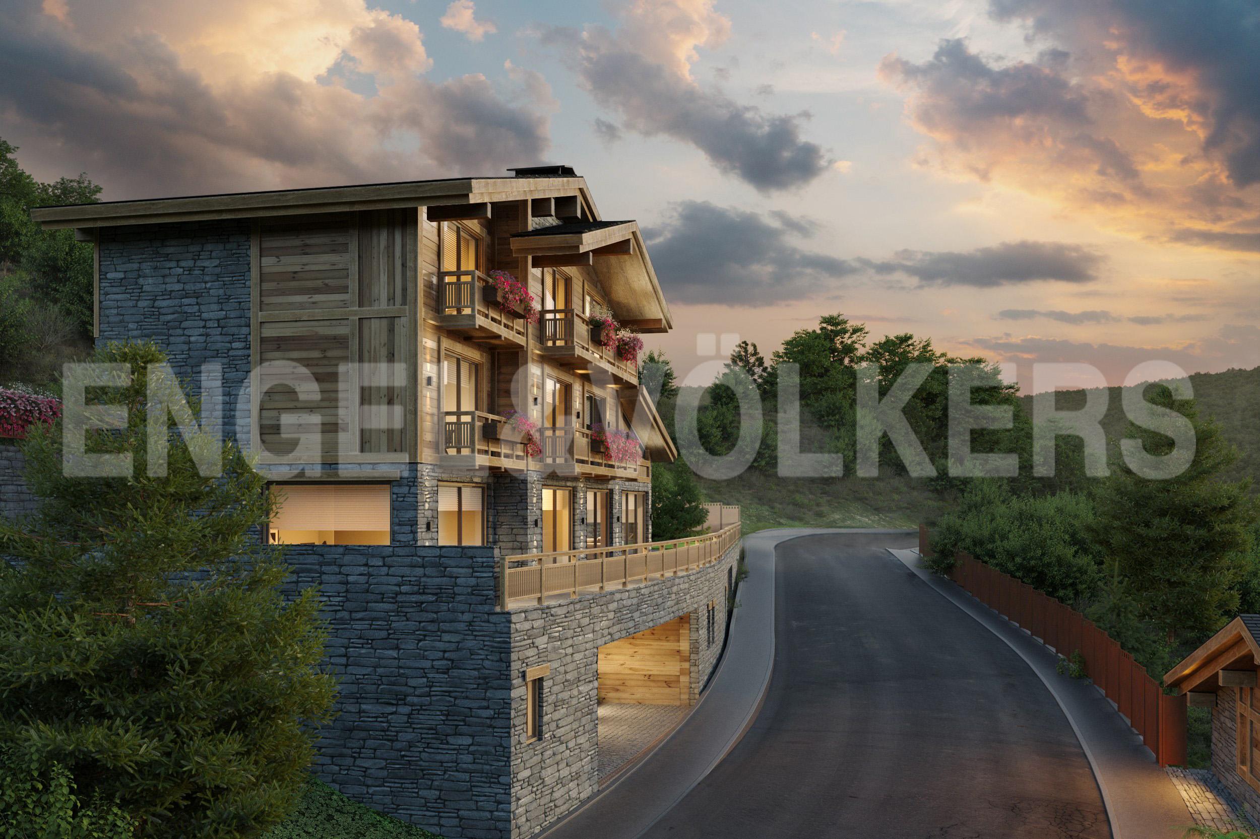 Xalet en venda a Sispony, 4 habitacions, 1035 metres
