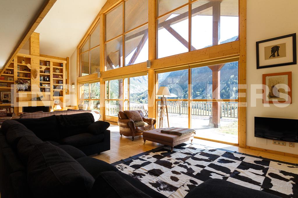 Xalet en venda a Canillo, 4 habitacions, 796 metres