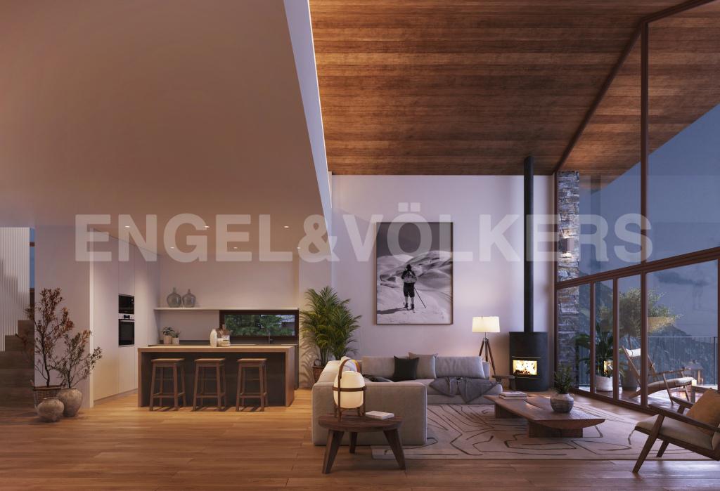Xalet en venda a Canillo, 4 habitacions, 499 metres