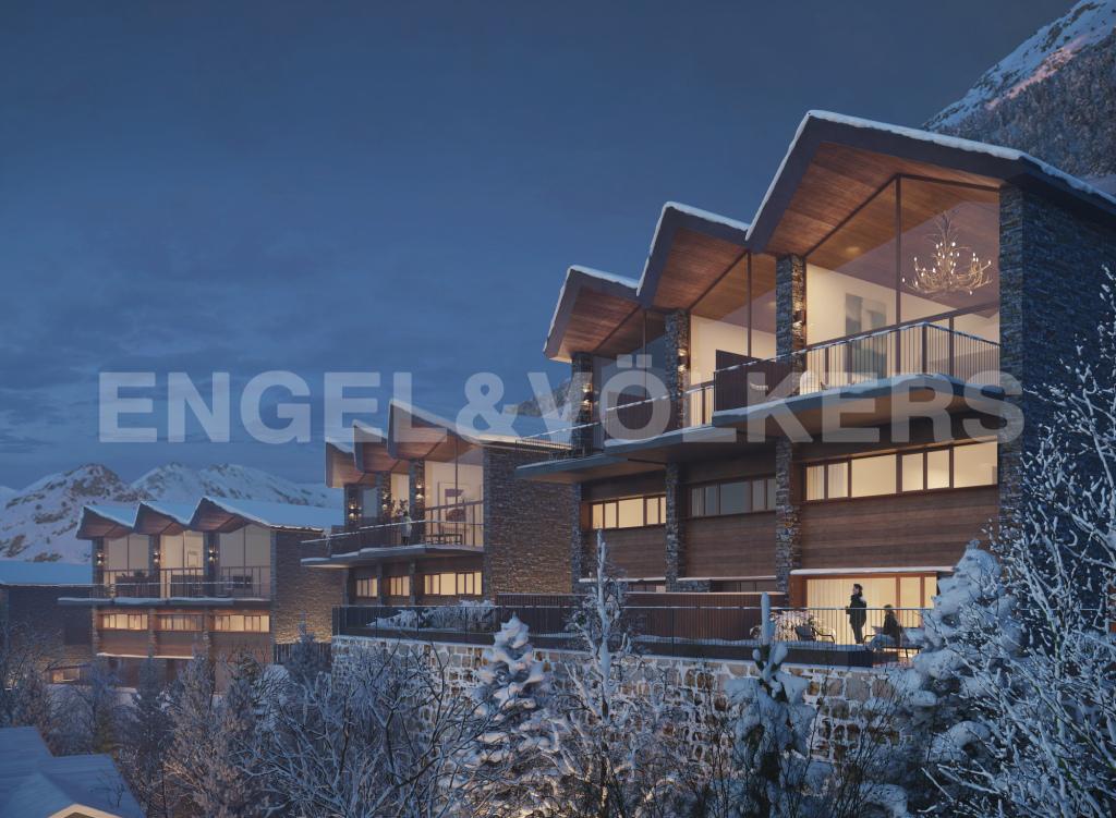 Xalet en venda a El Tarter, 4 habitacions, 466 metres