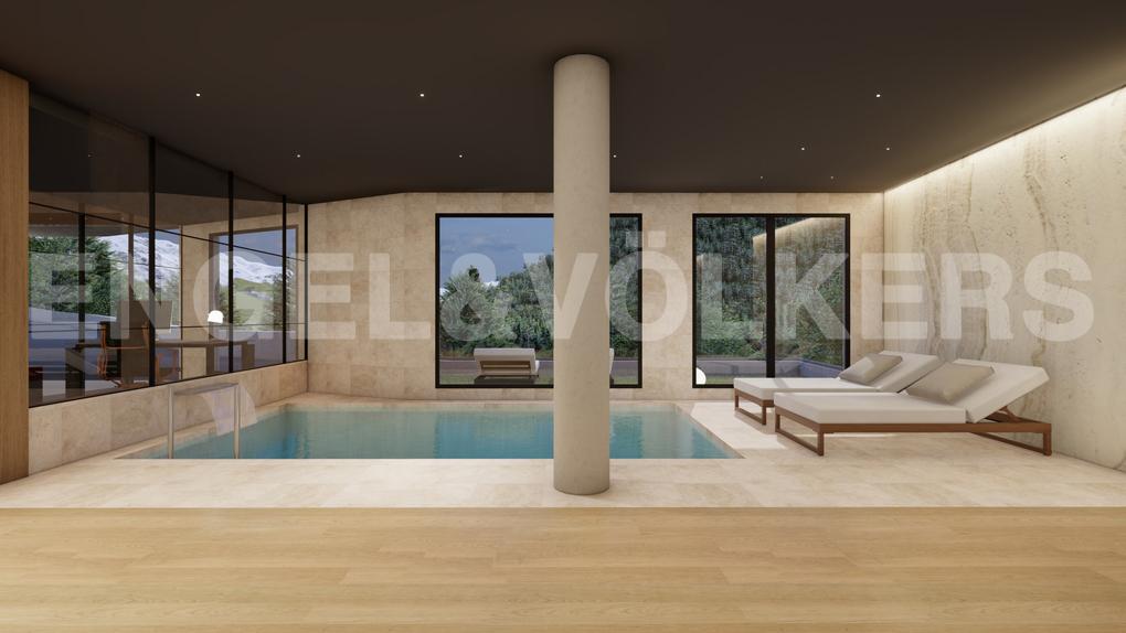 Xalet en venda a Anyós, 5 habitacions, 873 metres
