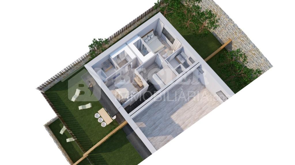 Casa adossada en venda a Sispony, 2 habitacions, 204 metres